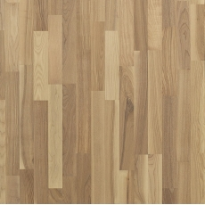 Паркетная доска Polarwood Ясень Pluton White Oiled 3